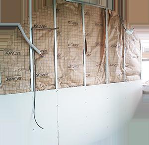 Drywall-com-revestimento-acustico-e-termico-em-bh